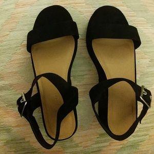 c9fa15a76d36 ASOS Shoes - asos toucan wide fit wedge sandals
